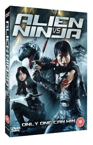 Alien Vs Ninja [DVD] [LIMITED EDITION LENTICULAR SLEEVE] by Mika Hijii