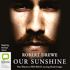 Our Sunshine Audiobook