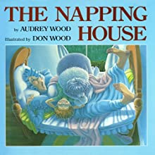 The Napping House (       UNABRIDGED) by Audrey Wood Narrated by Melissa Leebaert