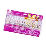 Claire's Accessories Girls Disney Princess Sticker Earrings & Rings Set