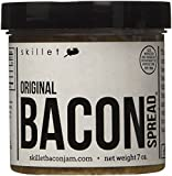 Skillet Bacon Jam Bacon Spread - One 7 Ounce Jar