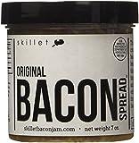 Skillet Bacon Jam Bacon Spread - One 7 Ounce Jar