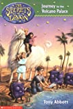 img - for Journey to the Volcano Palace (The Secrets of Droon, Book 2) book / textbook / text book