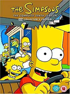 The Simpsons - The Complete Tenth Season Collector's Edition [DVD]