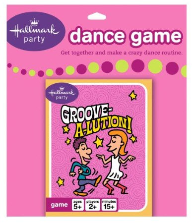 Hallmark Party Groove-alution! Card Game