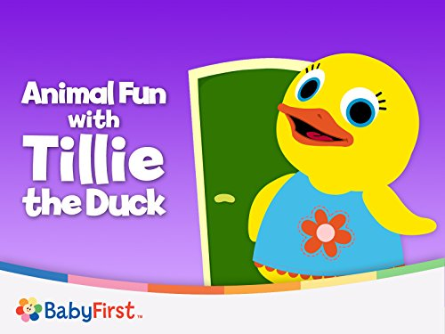 Animal Fun With Tillie the Duck Series