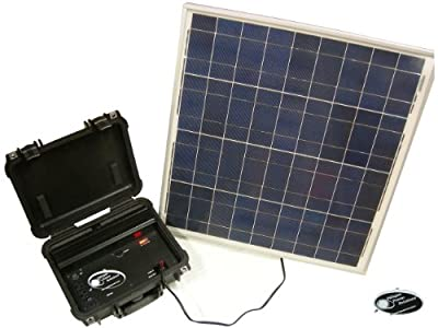 201 Expeditionary Solar Field Kit 45w C-si Panel by Perigee Power Solutions