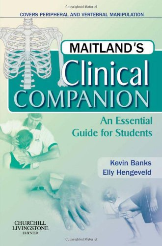 Maitland's Clinical Companion: An Essential Guide for Students, 1e