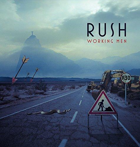 CD : Rush - Working Men (CD)