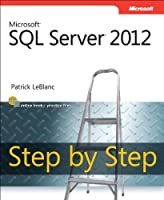 Microsoft SQL Server 2012 Step by Step Front Cover