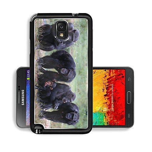 Luxlady Premium Samsung Galaxy Note 3 Aluminium Snap Case When Monkey s Go Bad IMAGE ID 221188
