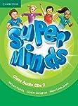 Super Minds Level 2 Class Audio CDs (3)
