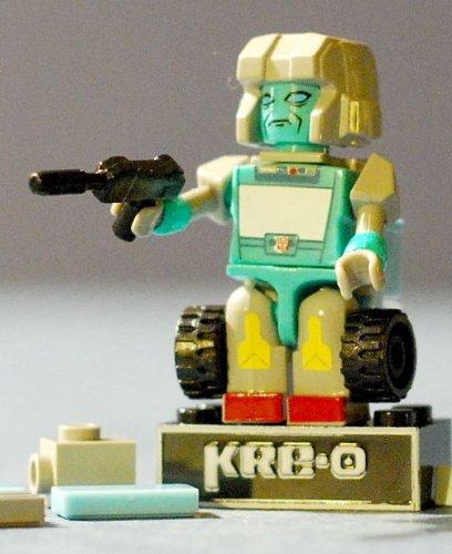 TRANSFORMERS Kre-O MICRO CHANGERS - KUP - (SERIES 4) - 1
