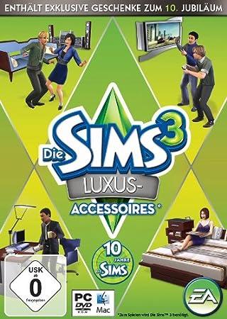 Die Sims 3: Luxus Accessoires