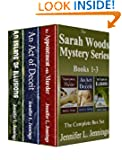 Sarah Woods Mystery Series Boxed Set (Books 1-3)