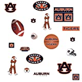 RoomMates RMK1221SCS University of Auburn Peel & Stick Wall Decals