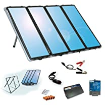Sunforce 50044 60-Watt Solar Charging Kit