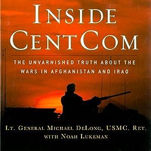 Inside CentCom Audiobook