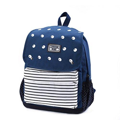 Toile sac à bandoulière/Mme sac à dos/Cartable/Sacs de voyage