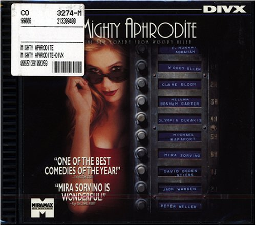 "Cover of ""Mighty Aphrodite [DIVX]"""