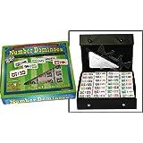Number Dominoes Premium Double 15 Set ~ Puremco