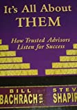 img - for It's All About Them: How Trusted Advisors Listen for Success book / textbook / text book