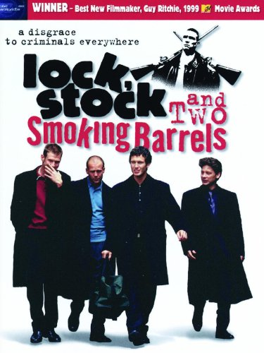 Lock, Stock and Two Smoking Barrels Cover