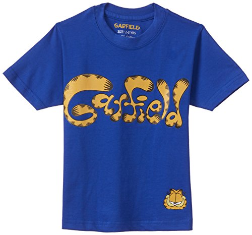 Garfield Garfield Boy's T-Shirt (Multicolor)