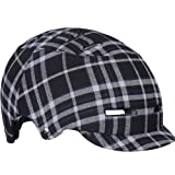 Cityzen grey checkered large helmet