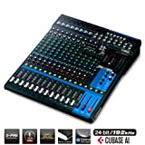 Yamaha MG16XU   16-Channel USB Mixing Console with Built-in SPX Digital Effects