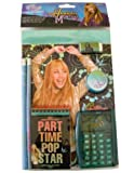 Disney Hannah Montana Study Kit, Calculator Set - 7 Pieces [Baby Product]