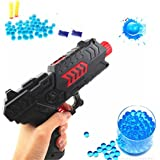 Generic Mini Black Water Crystal Paintball With Soft Dart Bullet Gun Funny Game Toy For Kids Children Gift