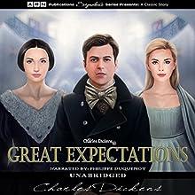 Great Expectations | Livre audio Auteur(s) : Charles Dickens Narrateur(s) : Philippe Duquenoy