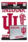 me & my BIG ideas laptopSTICKS Removable Laptop Stickers, Indiana Hoosiers at Amazon.com