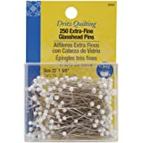 Dritz Quilting Extra Fine Glass Head Pins , 250 Count