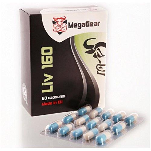 Mega Gear Liv 160 Leberschutz Weltneuheit