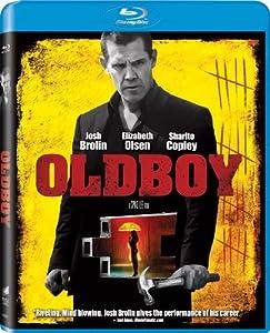 Oldboy (+Ultraviolet Digital Copy) [Blu-ray]