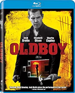 Oldboy (+Ultraviolet Digital Copy) [Blu-ray]