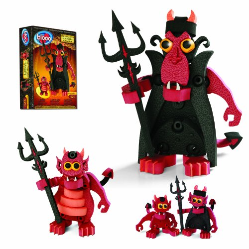 Bloco Toys - The Little Devil