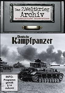 Deutsche Kampfpanzer - Das 2. Weltkrieg Archiv