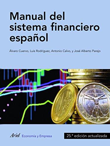 MANUAL DEL SISTEMA FINANCIERO ESPAÑOL  descarga pdf epub mobi fb2