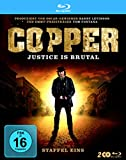 Copper - Justice Is Brutal. Staffel 1 [Blu-ray]