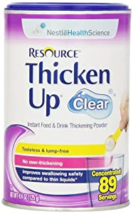 Resource Thicken Up Clear Powder Canister, 4.4 Ounce