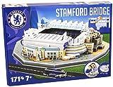 Nanostad(ナノスタッド) スタジアム3Dパズル チェルシー スタンフォード・ブリッジ 3725
