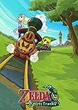 The Legend Of Zelda Spirit Tracks Poster