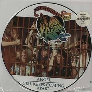 Aerosmith Angel 45 7 Quot Amazon Com Music