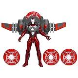 Marvel The Avengers Comic Series Iron Man Divebomb Mission Figure