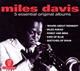 Davis, Miles 5 Essential Original Albums Other Modern Jazz