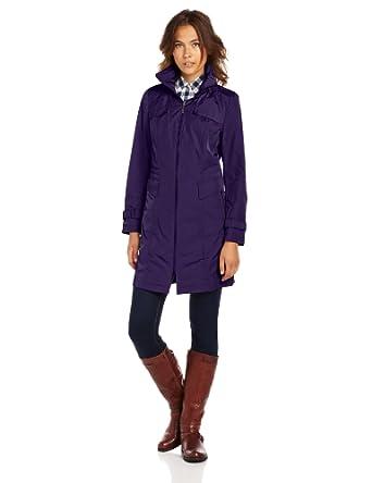 Buy Cole Haan Ladies Travel Packable Rain Jacket by Cole Haan