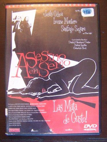 Asesino En Serio [DVD]